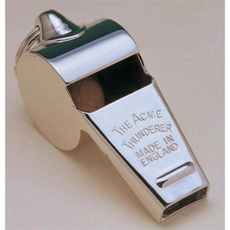 (Acme AC-60.5PB Brass Thunderer 60.5, Brass - 60.5PB - Acme Whistles)