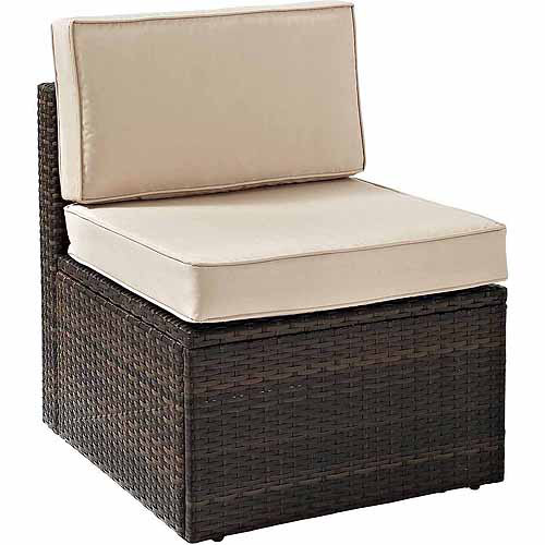 Crosley Furniture Palm Harbor Outdoor Wicker Center Chair