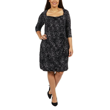 Tiburon Plus Size Dress