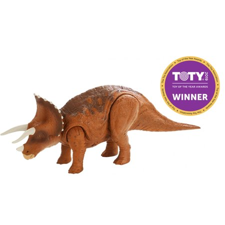 Action Figures Roarivores Triceratops Animals & Dinosaurs Jurassic World