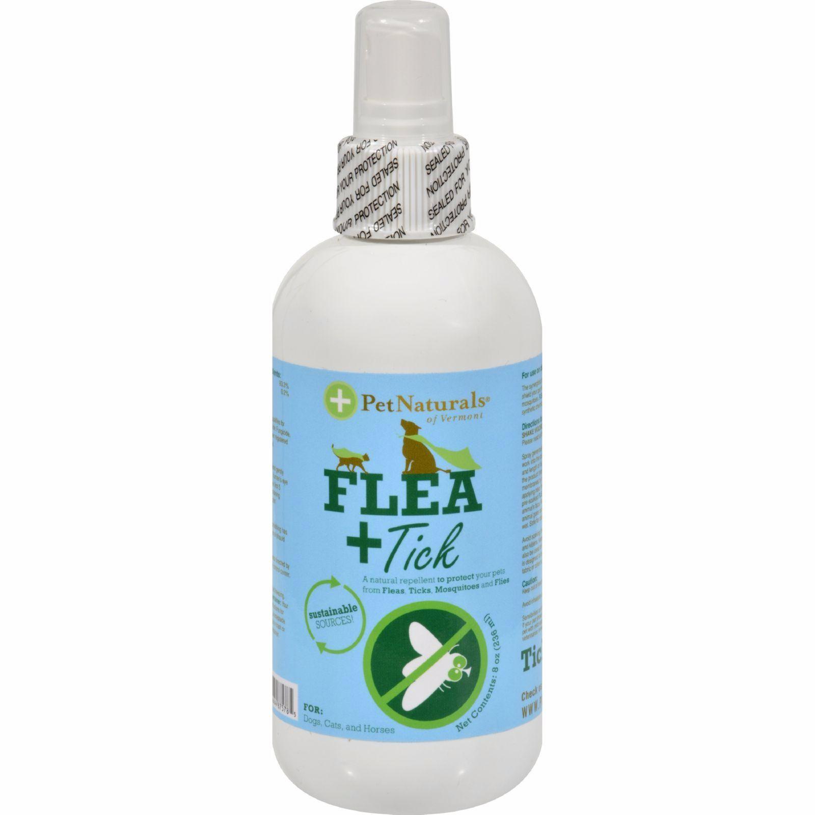 Pet Naturals Of Vermont Protect Flea And Tick Repellent -...
