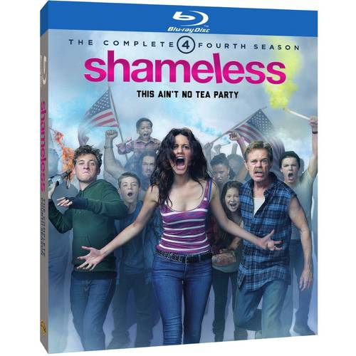 Shameless: The Complete Fourth Season (Blu-ray)