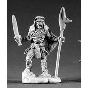 Reaper Miniatures Khalith Mummy King #02166 Dark Heaven Legends Unpainted Metal