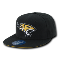 NCAA Towson University Tigers 6 Panel Freshmen Snapback Baseball Caps Hats