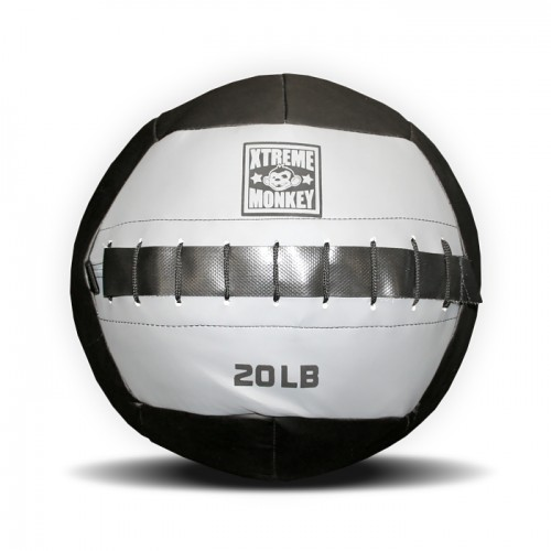 Xtreme Monkey Commercial Wall Ball-Weight:20 lbs