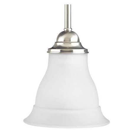 Progress Lighting  P5096EBWB  Pendants  Trinity  Indoor Lighting  ;Brushed Nickel