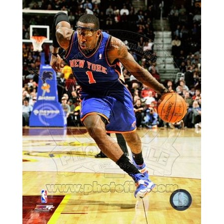 Amare Wall - Amare Stoudemire 2010-11 Action Sports Photo