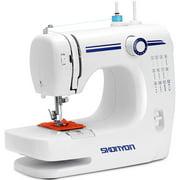 Best Portable Sewing Machines - SKONYON Mini Sewing Machine Portable Automatic Sewing Machines Review