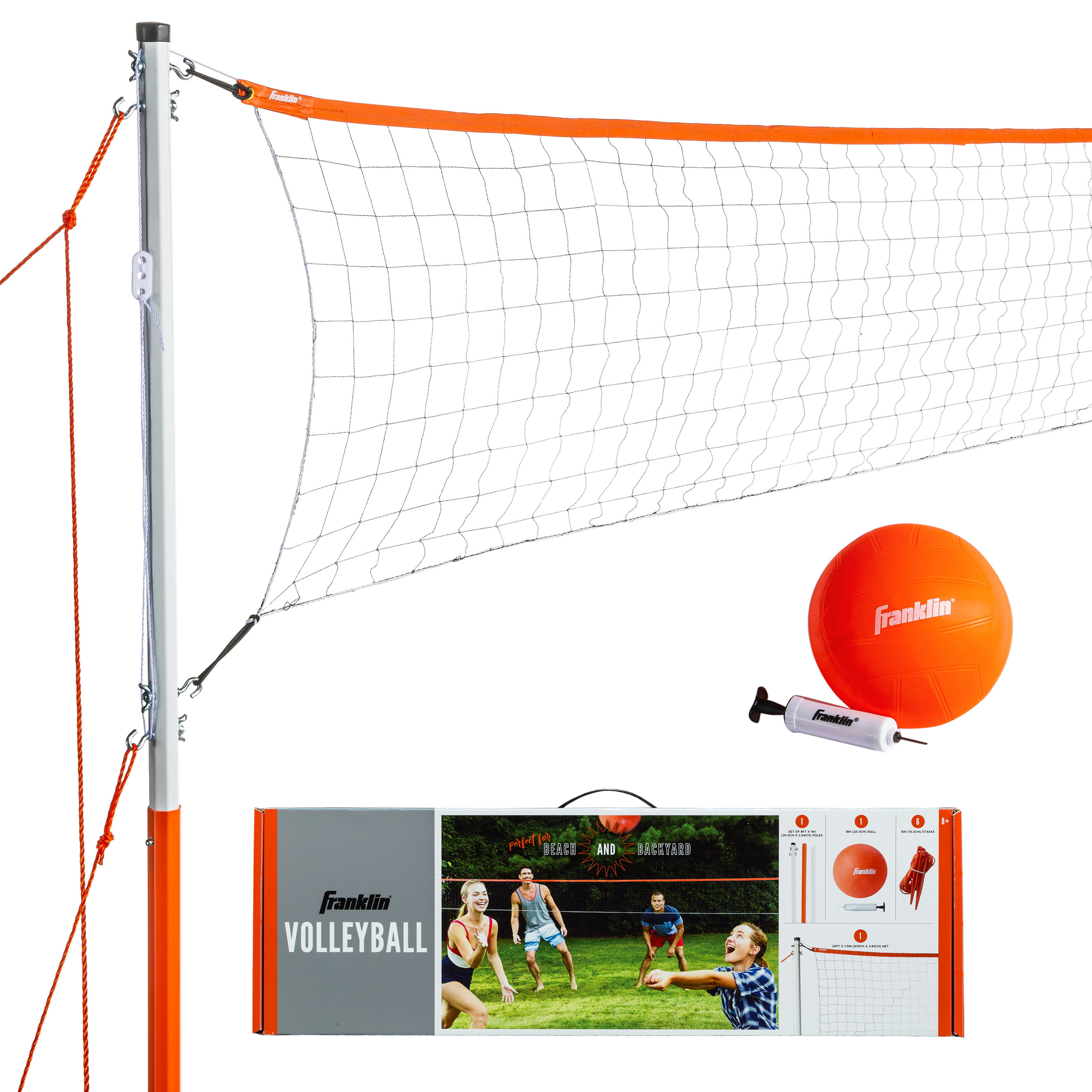 Outdoor For Training Match Volleyball Net Official Size 32 FTx3 FT Beach Gym In