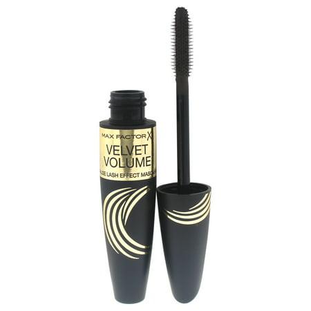 Velvet Volume False Effect Mascara Black Brown by Max Factor for Women - 13.1 ml Mascara ()