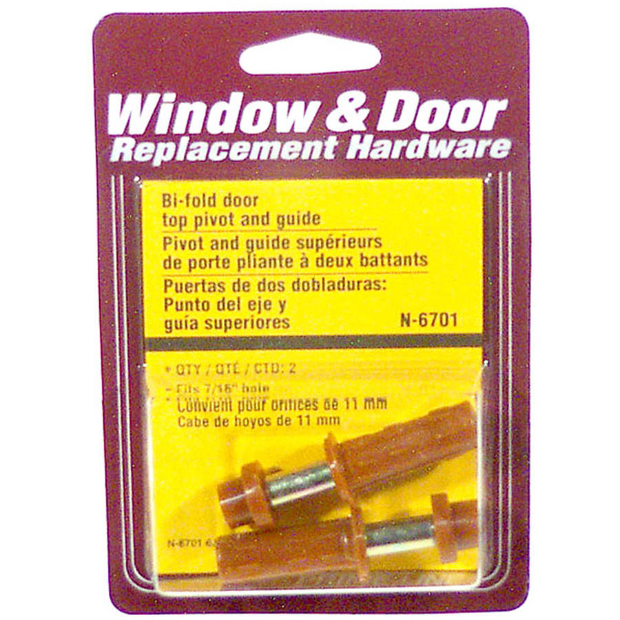 Prime Line N6701 Bi-Fold Door Top Pivot & Guide