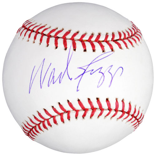 Wade Boggs Boston Red Sox Autographed Baseball