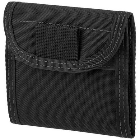 Glove Pouch - Maxpedition 1432B Black Molle Surgical Gloves Pouch