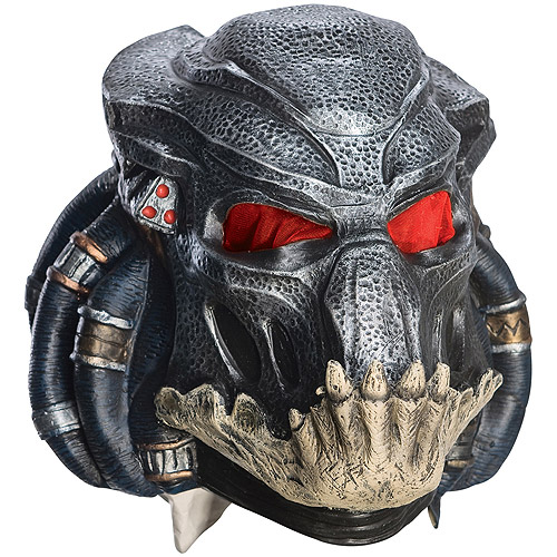 Predator Mask Adult Halloween Accessory