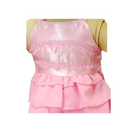 Doll Clothes - Pink Tank Top Shirt Blouse Outfit Set Fits American Girl Doll and 18 inch Dolls - image 5 of 6