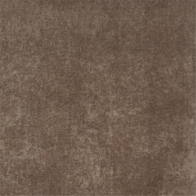 Designer Fabrics E155 54 inch Wide Taupe Smooth Polyester Velvet Upholstery Fabric