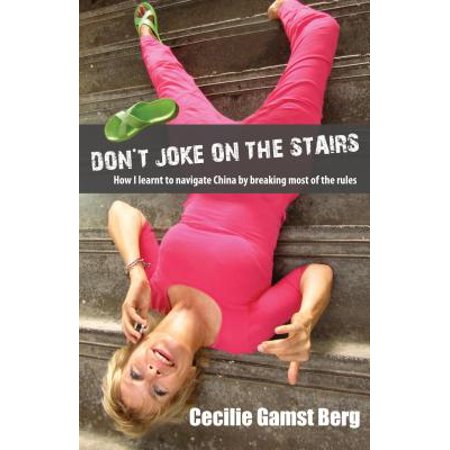 Don't Joke on the Stairs - eBook (Chinese Supplies Joke)