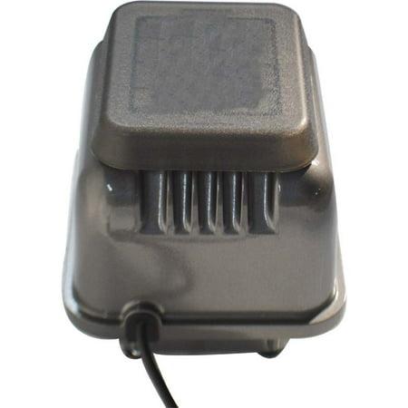 Portable Dewatering Pump (INTBUYING Linear Septic Air Pump Aerator Aquarium Inflator Portable Inflatable Pump 110V 80W )