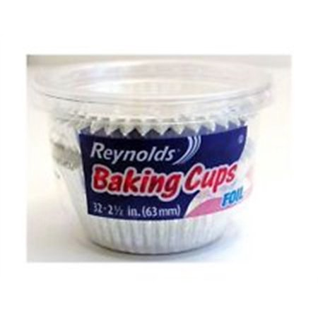 Best Choice Baking Cups, Foil, 32 CT