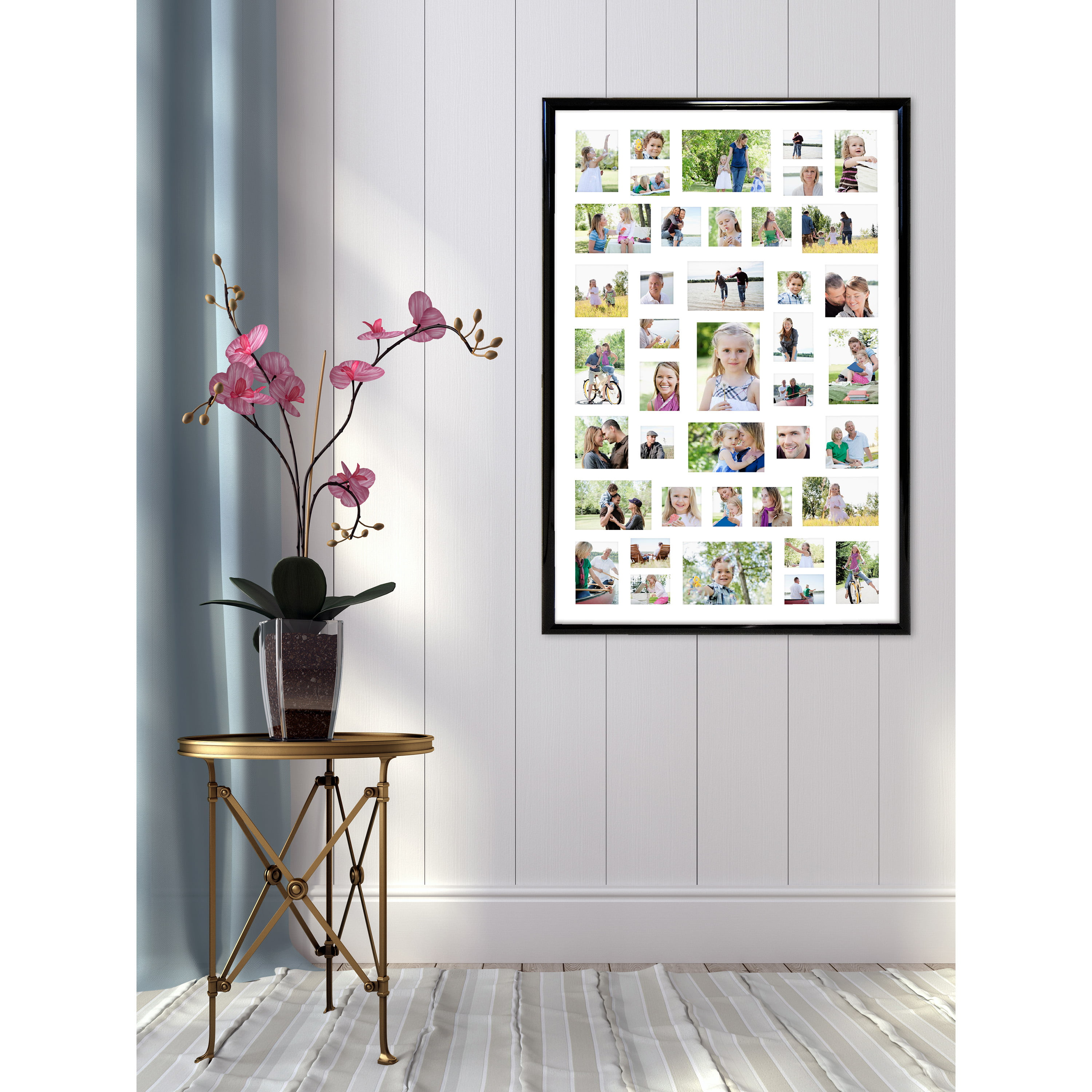 27 x 40 Poster Frame 41 Opening Trendsetter Collage Picture Frames ...