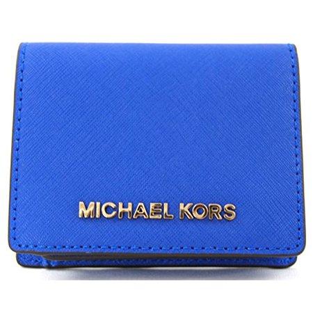 655240c3a27f MICHAEL Michael Kors Jet Set Travel Flap Card Holder - 32T4GTVF2L-446 -  Walmart.com