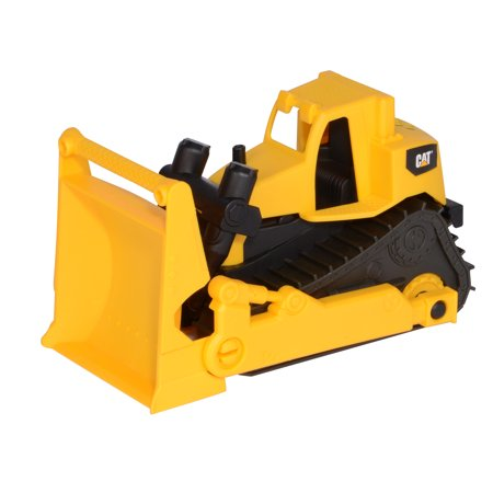 Caterpillar Rugged Machine Bulldozer