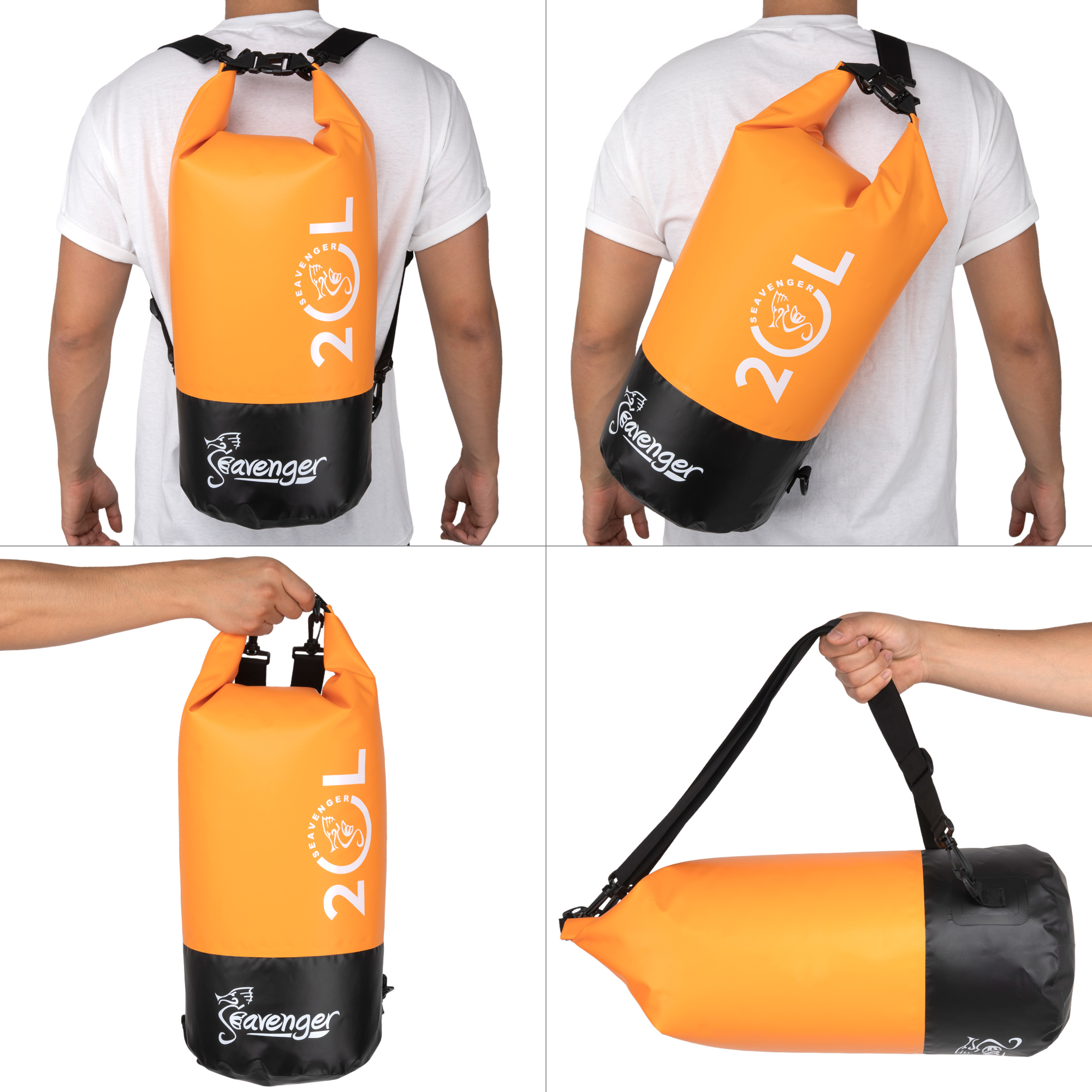 Seavenger Seafarer 20L Waterproof Dry Bag