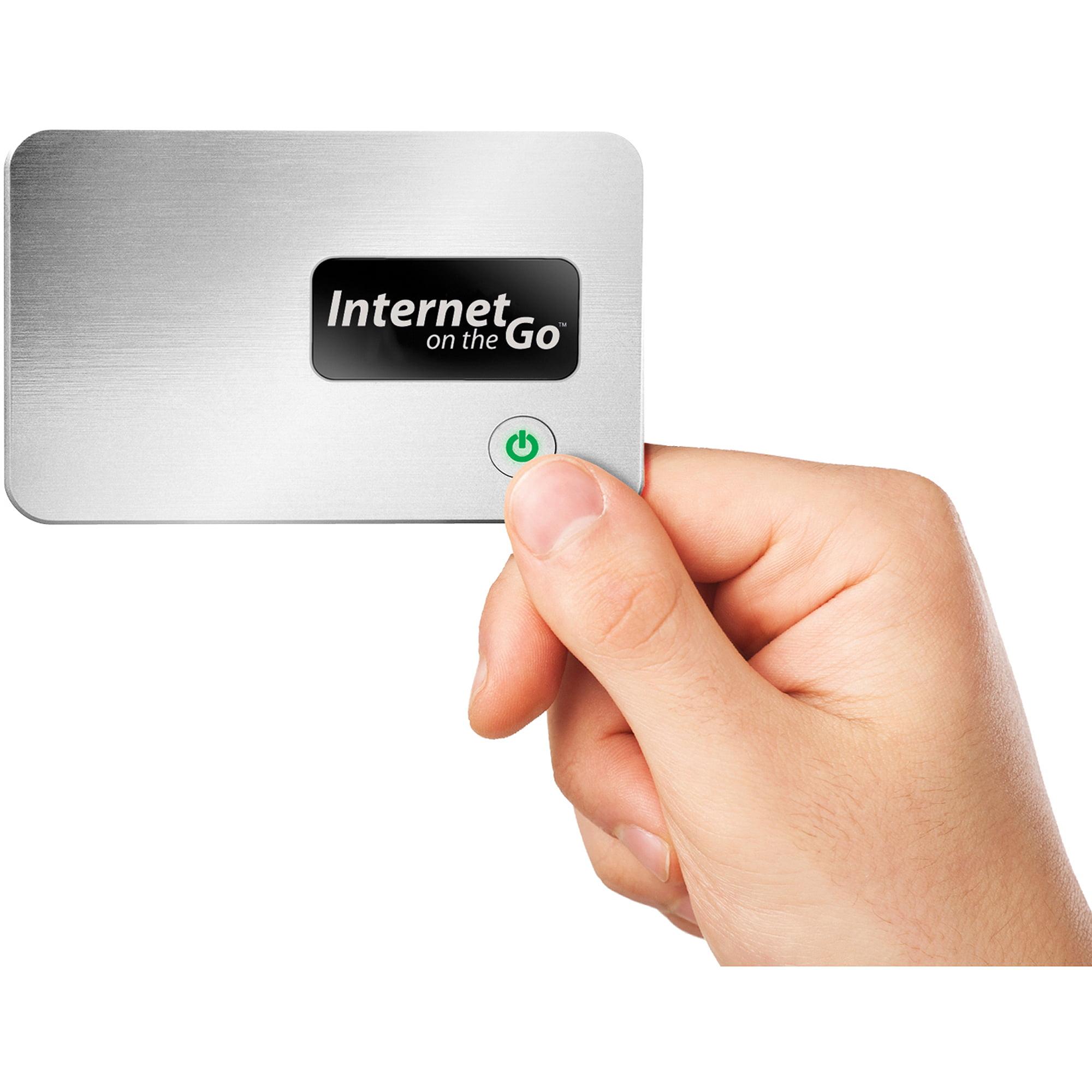 Internet on the Go Mobile Hotspot (3G)