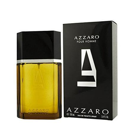 Azzaro Pour Homme by Azzaro EDT 3.4 Oz For Men