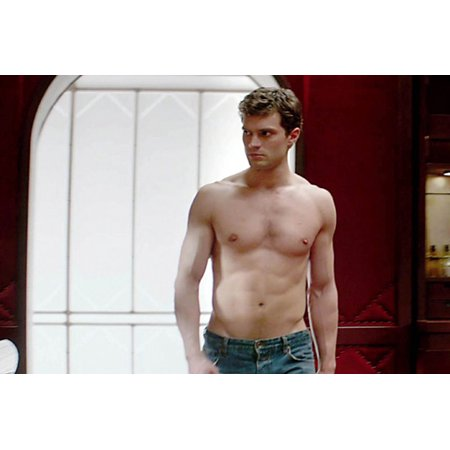 Jamie Dornan Fifty Shades Fifty Shades Movie Poster 11Inx17in Poster