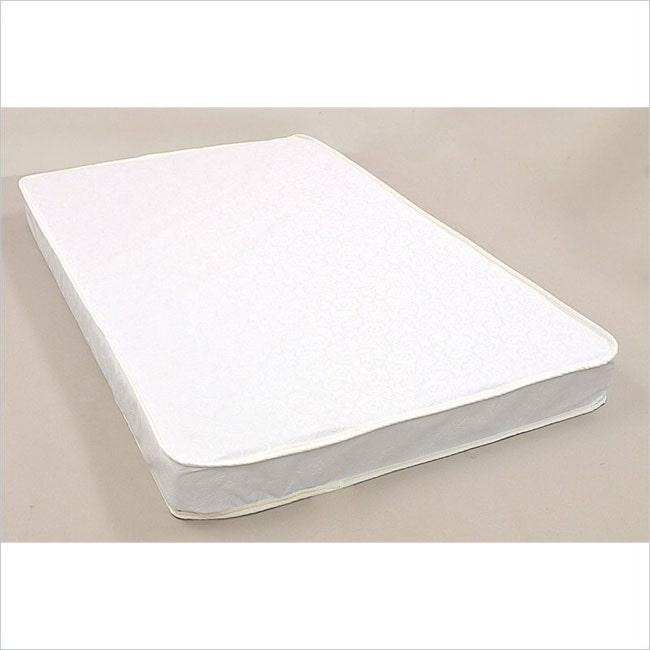 LA Baby  Triple-laminated Cover Compact Crib Mattress