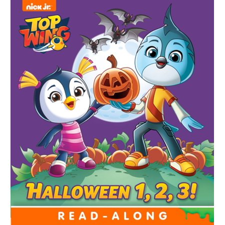 Halloween 1 2 3 (Halloween 1,2,3! (Top Wing) -)