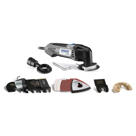 Dremel MM20-05 Multi-Max 2.3 Amp Corded Variable Speed Oscillating Multi-Tool Kit with 30