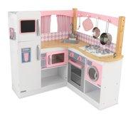 Kidkraft Grand Gourmet Corner Play Kitchen