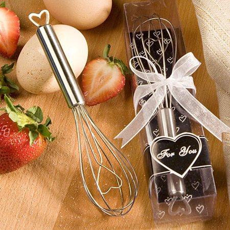 48 Heart Design Wire Whisk - Heart Whisk