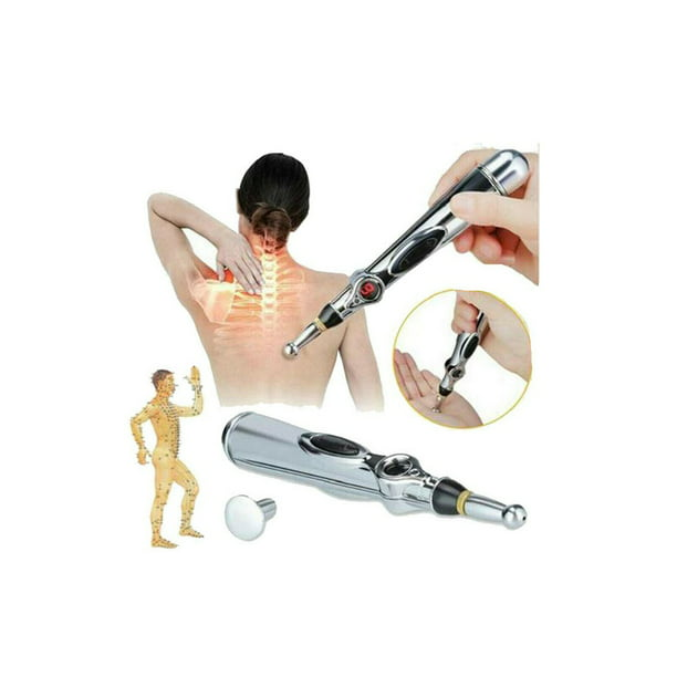 Acupuncture Therapy Electronic Pen Meridian Energy Heal ...