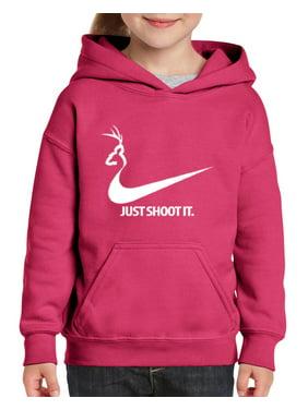 Hunter`s Gift Hunting Unisex Hoodie For Girls and Boys Youth Sweatshirt