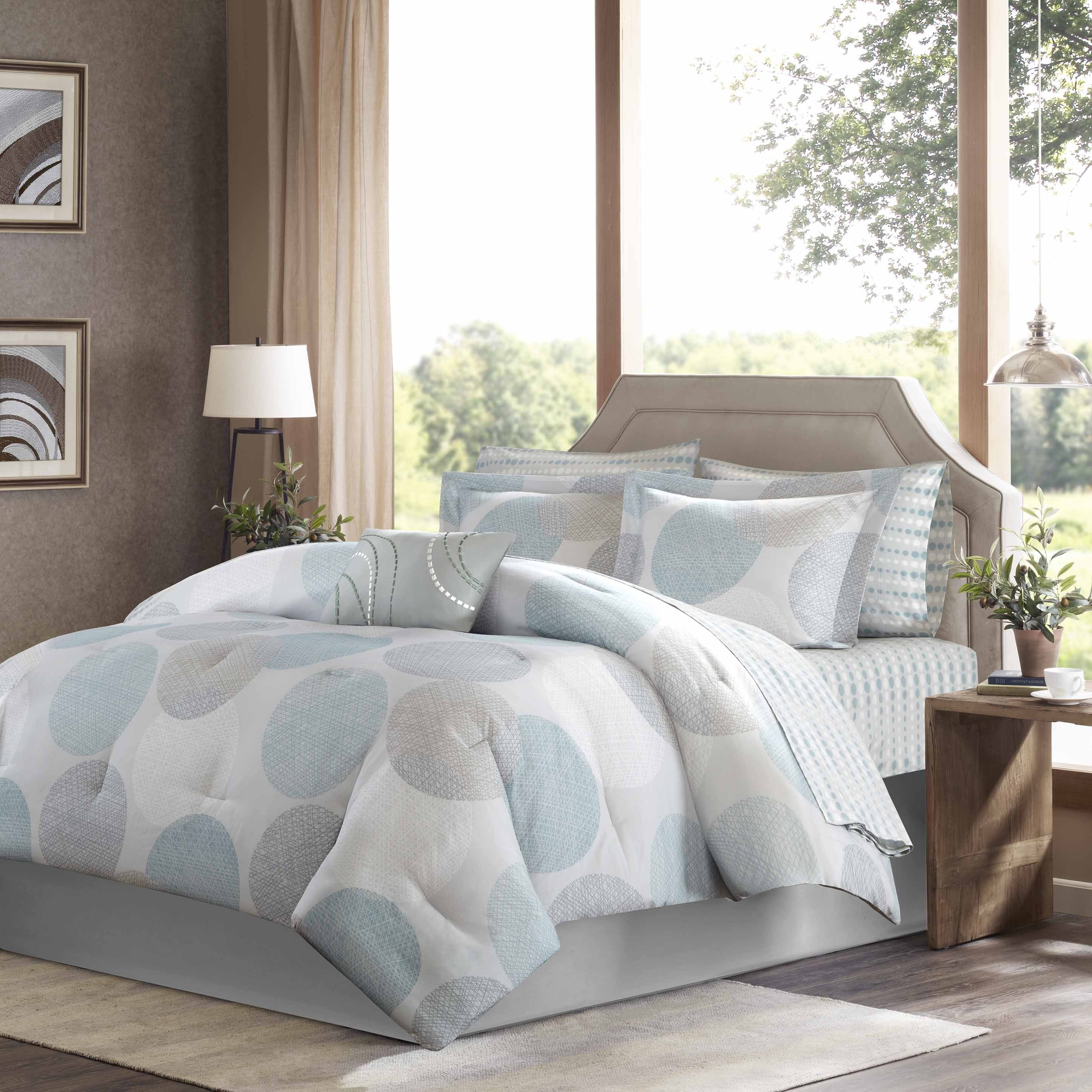 Home Essence Cabrillo Bed in a Bag Comforter Bedding Set