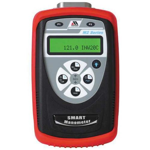 M2 Series Smart Handheld Digital Manometer, Meriam, M200-DN02000