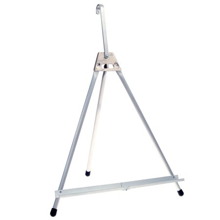 Testrite Economy Table Easel With Bracket Support Metal Table Easel