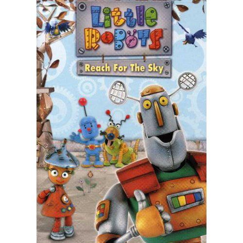 Little Robots: Reach For The Sky (Full Frame)