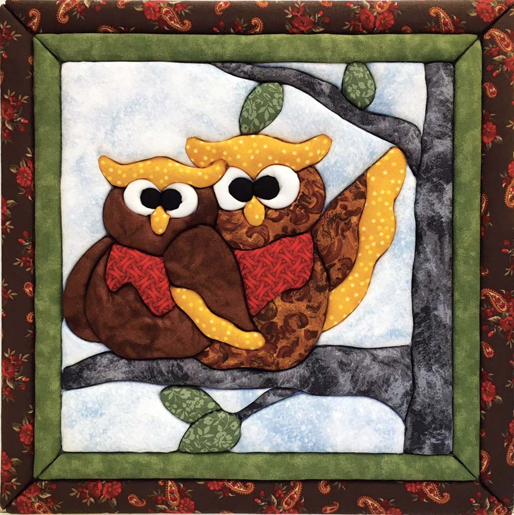 Owl Always Love You Quilt Magic Kit