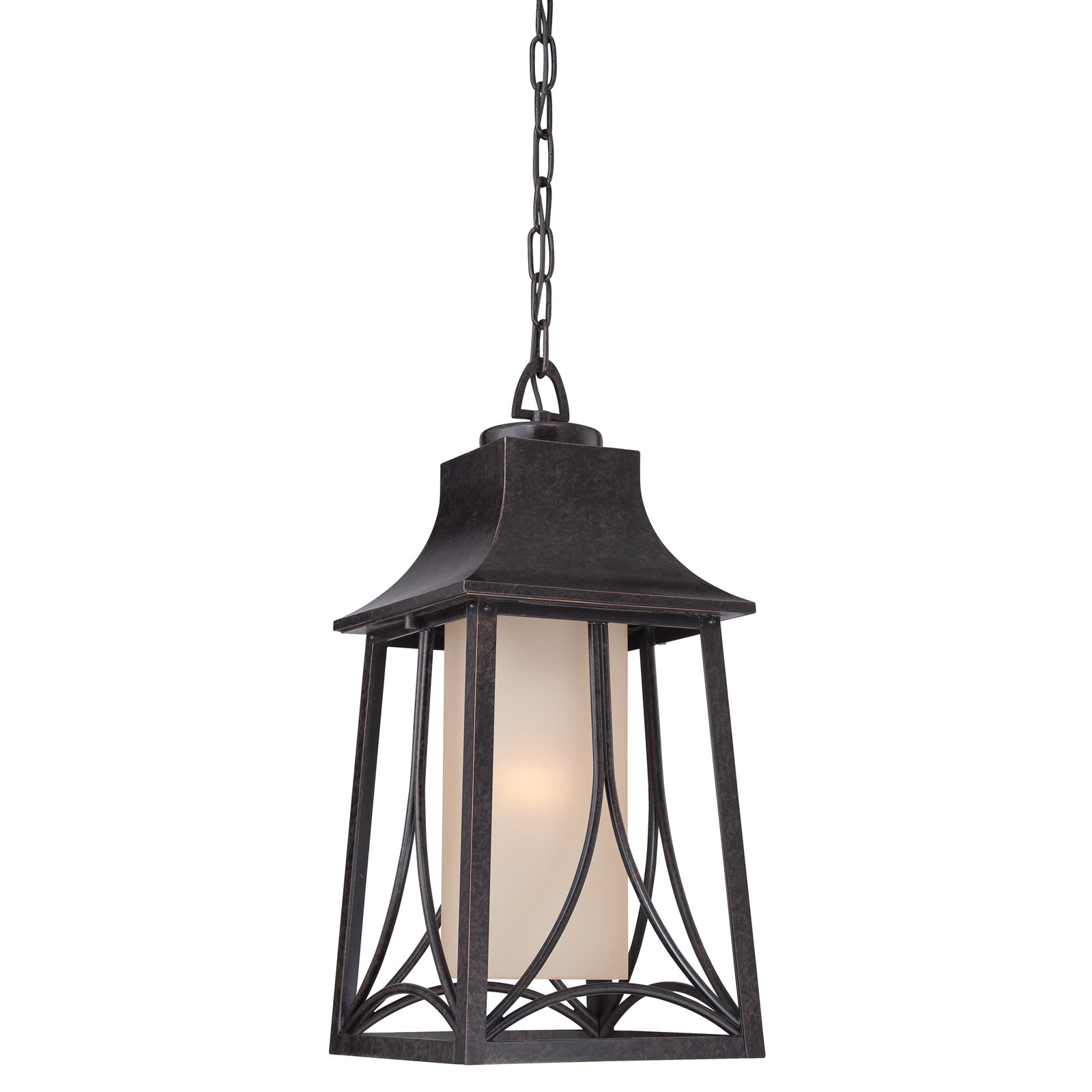 Quoizel Hunter HTR1908IB Outdoor Hanging Lantern
