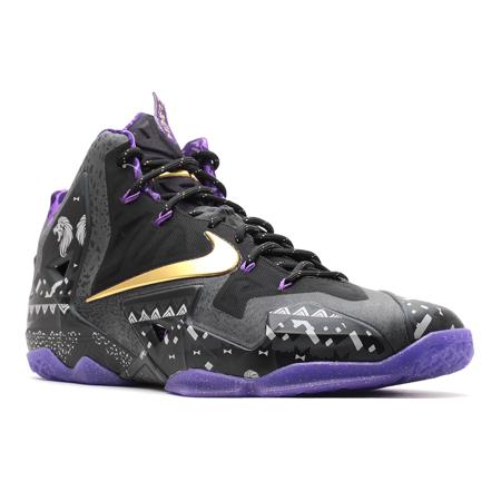 newest 34377 87ab8 Nike - Men - Lebron 11 - Bhm  Bhm  - 646702-001 ...