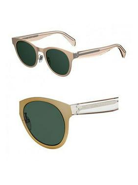 c3c04004123 Product Image Sunglasses Celine Cl 41452  S 0DDB Gold Copper   QT green lens