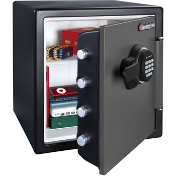 SentrySafe SFW123ES 1.2 cu ft Electronic Fire Safe