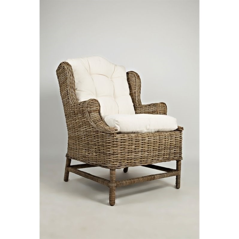 Jofran Natural Origins Accent Chair in Natural