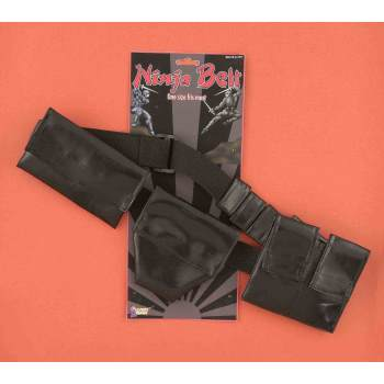 NINJA BELT - Halloween Forum