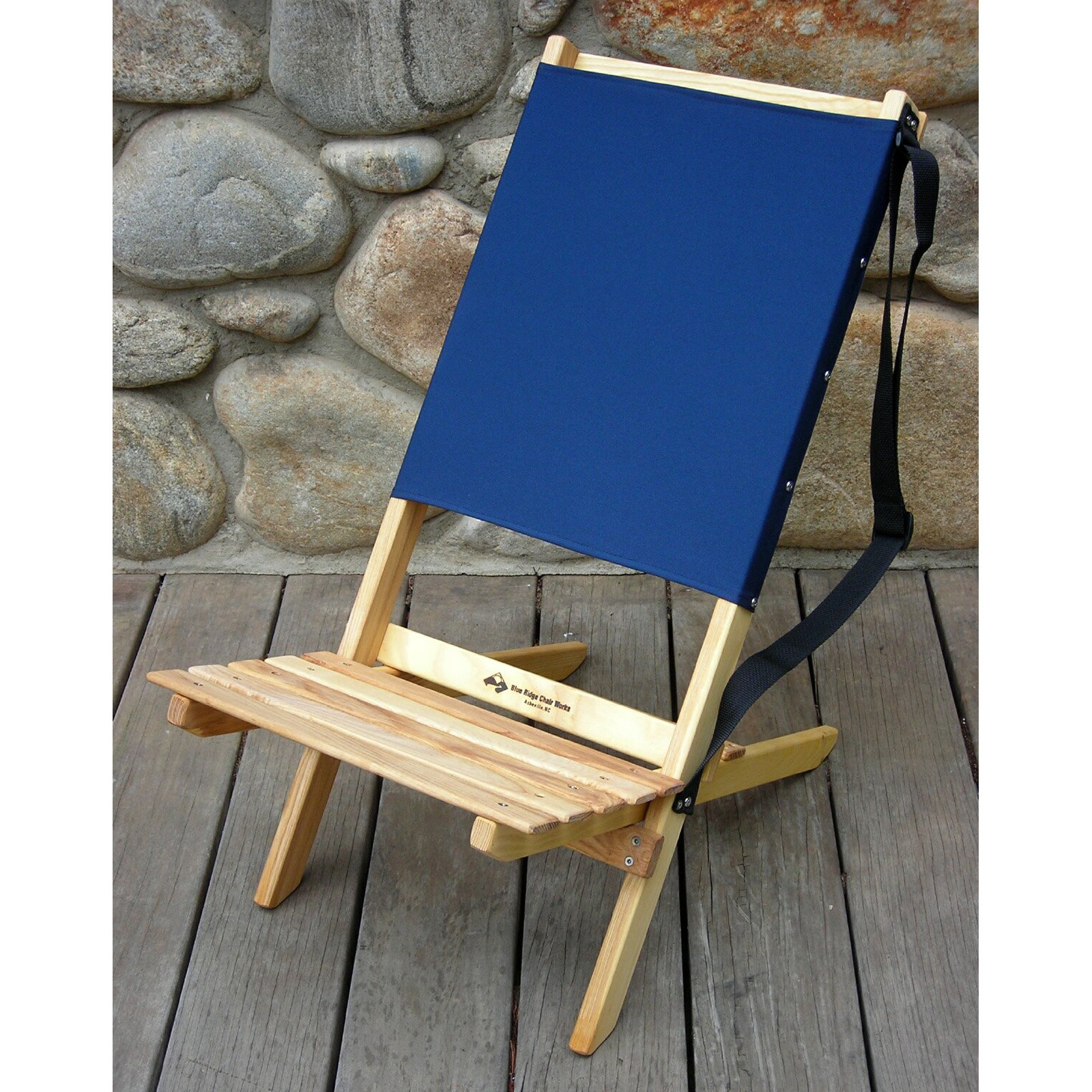 Blue Ridge Low Seat Lawn Chair   Walmart.com
