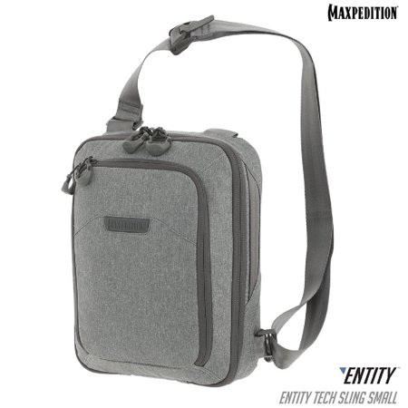 ENTITY Tech Sling Bag S Ash